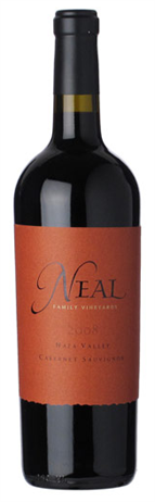 Neal Family Vineyard Cabernet Sauvignon Napa Valley